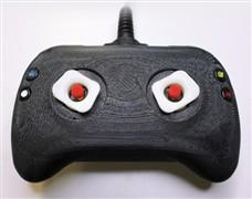 新型游戏控制器!感应指尖的皮肤拉伸