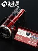 投影效果升级 时尚DV索尼PJ260E评测
