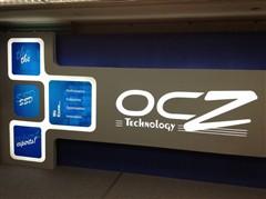 全线产品到齐 OCZ高调征战台北电脑展