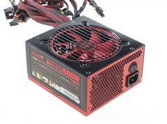 显卡核电站游戏悍将红星S系列电源