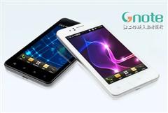 手机当平板用  经纬Gnote手机精彩应用多