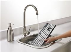 水洗或泡水都不怕 罗技推出K310键盘