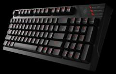 酷冷新机械键盘 更小尺寸还带背光灯