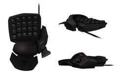 游戏专用 Razer金丝魔蛛机械键盘上市