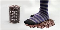脱鞋瞬间不再尴尬 ATLAS咖啡防臭袜子
