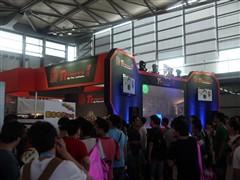 Tt携众多电竞产品 参展上海ChinaJoy