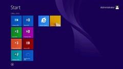 Win8.1 Enterprise开始页面布局可控制