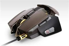Cougar700M旗舰游戏鼠标 内置ARM处理器