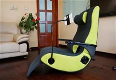 懒人必备 悬浮零重力水獭微微椅体验