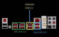 两倍强于3.0!USB 3.1接口速率很强悍