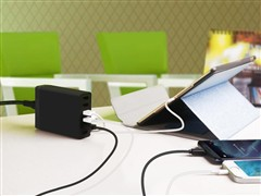 首款高通认证六口USB充电器正式发布