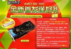 让游戏更精彩盈通R9 370/380游戏高手