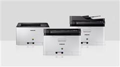 三星彩色激光打印新品 C430/C480系列