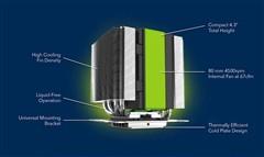 半导体散热器Phononic HEX 1.0 Cooler