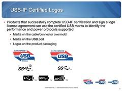 如何来识别USB Type-C接口的特性呢?