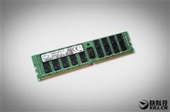 三星量产全球首个单条128GB DDR4内存