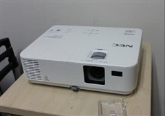 家用投影新视界NEC V302WC投影机试用