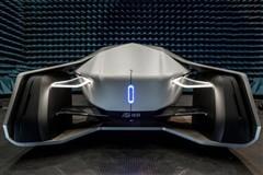 无人驾驶创意电动概念车现身日内瓦车展