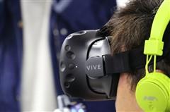 HTC Vive举办体验会 改变未来显示的力量