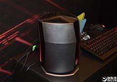 微星Vortex游戏主机开卖:万元游戏神器