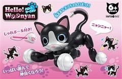 新宠物:Takara Tomy推出猫型机器人