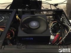 AMD幽灵散热器:FX-8350/6350也有了
