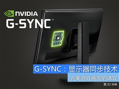 NVIDIA G-SYNC:显示器画面的完美呈现