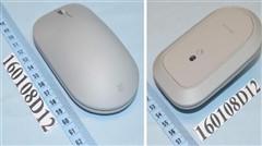 Surface无线鼠标实物首曝:简约灵巧