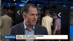收购EMC后 戴尔称将继续开展投资收购