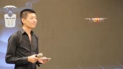 """加贝智能科技发布""""随行""""无人机,震惊科技圈"""