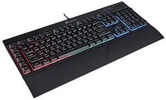 海盗船发布全新RGB键盘K55 售价实惠