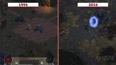 大进步 96版《暗黑破坏神1》PK重制版画质