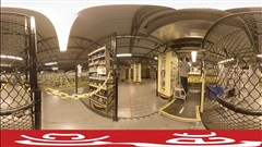亚马逊现在可以让你360度参观他们的仓库