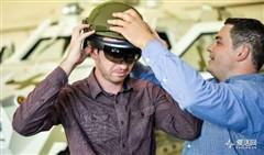 还在玩VR游戏?HoloLens已准备开进战场