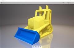微软发布View 3D预览版:3D模型查看器