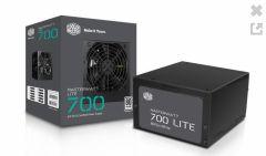 酷冷发布MasterWatt Lite 230V系列电源