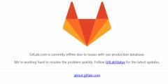 GitLab.com不小心删除了数据库 导致网站下线