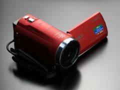 小巧轻便功能强 索尼摄像机CX680图赏