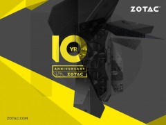 索泰中国十周年 微博晒图GTX 1070等你赢!