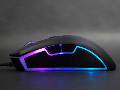 游戏利器 雷柏V29S幻彩RGB电竞鼠标评测