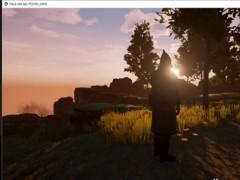 网友用虚幻4引擎自制《仙剑奇侠传4》