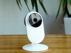 支持移动侦测 米家智能摄像机1080P版评测