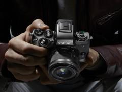 向高端单反看齐 佳能EOS M5套机售价5999元