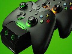 劲量Xbox One手柄充电座确定全美召回!