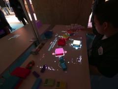2017西南偏南大会亮点:索尼3D触控式投影交互技术