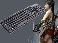 茶润红Q HyperX Alloy阿洛伊机械键盘评测