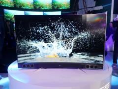 6.9mm超薄量子点电视 TCL XESS X3发布现场图赏