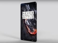 三星S8再逢敌手 一加5曝光 骁龙835+8G运存+全面屏