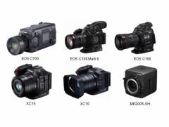 佳能为6款专业影像产品推出新免费固件 强化产品性能