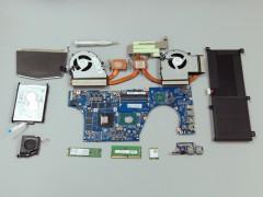 高颜值游戏本 雷神Dino X6游戏本视频拆解